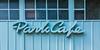 Baden: Park Cafe (CBrug) Tags: fenster windows schild sign blau blue old alt
