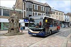 Stagecoach South Wales YX18KUW 37467 (welshpete2007) Tags: stagecoach adl e20dmmc yx18kuw 37467 raw