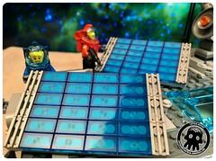48-10 The Solar Panels (captainmutant) Tags: afol classic space lego ideas legospace legography photography minifig minifigs minifigure minifigures moc sciencefiction science fiction scifi exploration brickography toy custom