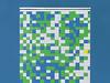 außenseiterprogramm | berlin | 1805 (feliksbln) Tags: berlin himmel blau sky blue cielo azul edificio residencial residential building gebäude wohnhaus fliesen azulejos tiles muster patrón pattern geometrie geometry geometría lines linien líneas wiederholung repetition repetición fassade fachada facade front architektur architecture arquitectura abstract abstrakt abstracto tetris pixel grün gelb abstracture asymmetrya