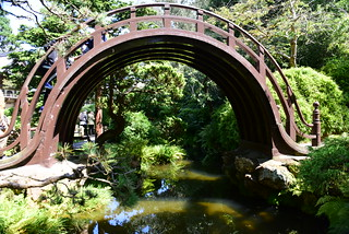 Japanese Tea Garden, San Francisco, California, , US August 2017 213