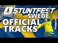 Stuntfest Swede - Official Tracks (koodininja) Tags: stuntfest swede official tracks