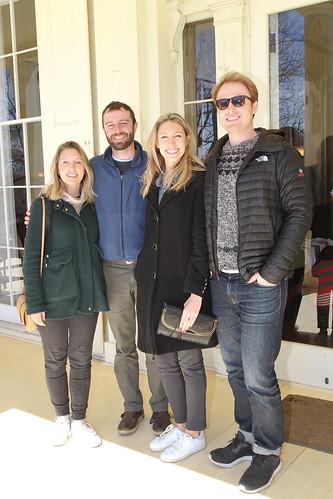 Charlotte Boesch Greg Scott, Clara Boesch, Wesley Wall