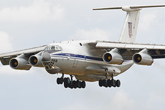 Big Transport (pete.callaway) Tags: fairford riat il76md ukrainianairforce 78820