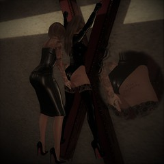 Owned (SherylAngelNOA) Tags: sl secondlife owned bdsm ds latex