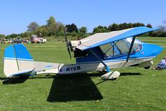 G-MYGM (GH@BHD) Tags: gmygm quadcitychallenger quadcitychallengeriiuk pophamairfield pophammicrolighttradefair2018 microlight aircraft aviation