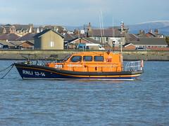 Shipping - Fleetwood Lifeboat [Kenneth James Pierpoint] Fleetwood 180204 (maljoe) Tags: ship shipping lifeboat rnli fleetwood wyre riverwyre