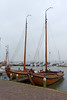 Volendam (Pays-Bas) (bernarddelefosse) Tags: volendam paysbas hollandeseptentrionale port markermeer bateau