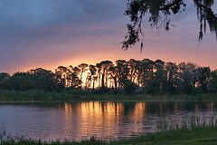 View from my porch. (River-Life) Tags: riverlife florida morning sunrise nikon d5300 nature