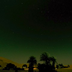 Sahara night-time-lapse in merzouga (binzend) Tags: desert sahara sky stars milkyway timelapse night camp tent merzouga camel gopro dunes
