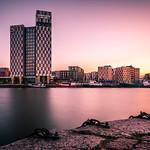 Sunset in Helsinki - Finland - Cityscape photography thumbnail