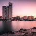 Sunset in Helsinki - Finland - Cityscape photography