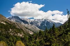 IMG_4062-1 (Andre56154) Tags: albanien albania berg mountain gebirge mountains landschaft landscape himmel sky wolke cloud schnee snow