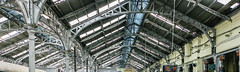 Structures (Balaji Photography - 4.8M views and Growing) Tags: chennai structure truss steelroof egmore egmorestation joints rivetedjoints girder building heritagebuilding civilengineering structural engineering