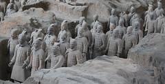 China (richard.mcmanus.) Tags: china ancient historic terracottaarmy sculpture xian mcmanus 中國