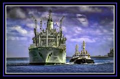 HMS Grey Rover Oct 4 2004 Diego_Garcia BIOT (BELZ'S WORLD) Tags: hms grey rover oct 4 2004 diegogarcia biot