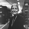 The German Colleague (Attila Pasek) Tags: 120film 3200 6x6 bronicasqa delta ilford analogue bw blackandwhite film girl mediumformat portrait woman