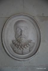 Замок Шенонсо Барельєфи InterNetri  France 092
