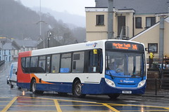 Stagecoach South Wales 28709 YN14FVA (Will Swain) Tags: pontypridd bus station 10th february 2018 south west wales cymru buses transport travel uk britain vehicle vehicles county country england english stagecoach 28709 yn14fva