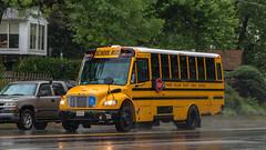 Thomas Saf-T-Liner (NoVa Transportation Photos) Tags: thomas saftliner prince william county public schools