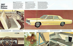1967 Meteor Rideau 4 Door Sedan (coconv) Tags: car cars vintage auto automobile vehicles vehicle autos photo photos photograph photographs automobiles antique picture pictures image images collectible old collectors classic ads ad advertisement postcard post card postcards advertising cards magazine flyer prestige brochure dealer 1967 meteor rideau 4 door sedan canadian mercury monterey custom 500 ford interior 67