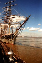 Tall Ship (bongo najja) Tags: ship tall orleans new f2 nikon 200 iso fujifilm