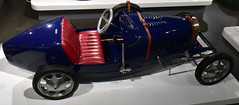 """1935 Bugatii Type 52 """"Baby"""" (D70) Tags: nikon d750 20mm f28 ƒ80 200mm 1250 12800 1935 bugatii type 52 baby engine electric 12volt body material aluminum the petersen automotive museum is wilshire boulevard along row miracle mile neighborhood los angeles california usa"""
