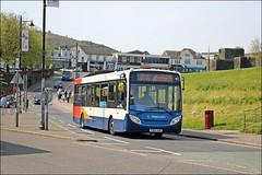 Stagecoach YX64VNR 37172(2) (welshpete2007) Tags: stagecoach adl enviro 200 yx64vnr 37172