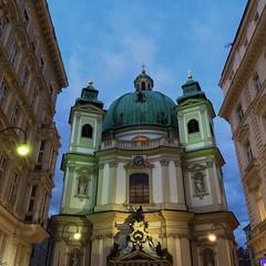 Peterskirche (brimidooley) Tags: peterskirche kirche church eglise austria österreich oostenrijk viedeň viena vienna vienne wien eu europe travel city citybreak tourism autriche europa
