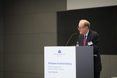 The future of central banking (European Central Bank) Tags: ecb europeancentralbank frankfurt may 2018 thefutureofcentralbanking ecbcolloquium vítorconstâncio colloquium vítor constâncio the future central banking benjamin friedman