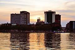(Jon Williamson) Tags: toledo ohio oh 2018 sunset river skyline