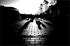 spi_347 (la_imagen) Tags: türkei turkey türkiye turquía istanbul istanbullovers karaköy schatten licht shadow light gölge ışık sw bw blackandwhite siyahbeyaz monochrome street streetandsituation sokak streetlife streetphotography strasenfotografieistkeinverbrechen menschen people insan sonne sun güneş silhouette siluet