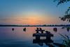 Zegerplas, Alphen a/d Rijn (Patrick Herzberg) Tags: 2018 landschap nederland alphenaandenrijn avond blauw d5200 groenehart lucht nikon plas tokina tokina1224 vergezicht water zegerplas zon zonsondergang sunset