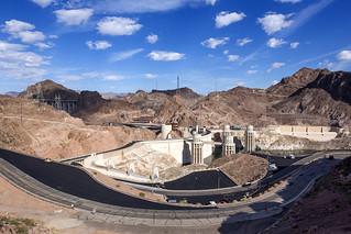 Hoover Dam complex