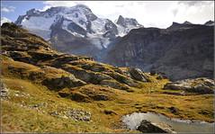 pas vu de marmottes, mais la rando est superbe ! (Save planet Earth !) Tags: suisse zermatt mountain rando amcc nikon travel voyage montagne
