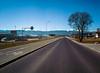 Jelenia Góra, Poland. (wojszyca) Tags: fuji fujica gsw 680iii 6x8 120 mediumformat fujinon sw 65mm gossen lunaprosbc epson v800 fujichrome astia 100f rap road infinity landscape mountains asphalt vastness