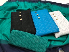 3 Top Dresses with 4 colors @ 550 INR (Zenny Creation) Tags: dress colorfull cotton combination art partywear pattern wholesale zennycreation onlineshopping onlineboutique women indian