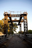 Wilcannia Bridge (bobarcpics) Tags: wilcannia outbacknsw ruraltown courthouse stonework stonebuilding verandah historicarchitecture centreliftbridge pigeons darlingriver