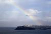 End of the rainbow (LSydney) Tags: rainbow southhead sydneyharbour sea headland