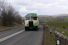 JTB749-10 (Ian R. Simpson) Tags: jtb749 aec regaliii burlingham cumbriaclassiccoaches florence preserved coach