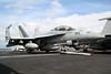 166681 (Ian.Older) Tags: boeing fa18f super hornet vfa213 blacklions usn navy jet fighter carrier aviation uss bush cvn77 military aircraft 166681 aj203 mutha