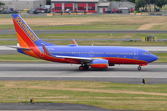 Southwest Airlines (SWA) - Boeing 737-700 - N7751A - Portland International Airport (PDX) - June 3, 2015 2 853 RT CRP (TVL1970) Tags: nikon nikond90 d90 nikongp1 gp1 geotagged nikkor70300mmvr 70300mmvr aviation airplane aircraft airlines airliners portlandinternationalairport portlandinternational portlandairport portland pdx kpdx n7751a southwestairlines southwest swa n337at airtranairways airtran boeing boeing737 boeing737700 737 b737 b737ng 737ng 737700 737700wl boeing7377bd 7377bd 7377bdwl aviationpartners winglets cfminternational cfmi cfm56 cfm567b22