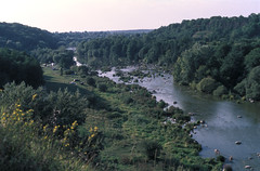 View of the Pechora Rapids from the Top (tuyddatygl) Tags: film manilovefilm ektachromee100g pechora