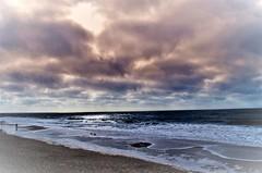 Dramatic scene (Tobi_2008) Tags: meer sea ozean strand beach himmel sky wolken clouds sylt insel island schleswigholstein deutschland germany allemagne germania