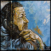 Portrait (Arnaud Huc) Tags: europe france occitanie languedoc hérault sète granderuehaute streetart graphe portrait homme mur wall man arnaudhuc d5100 1685 colors