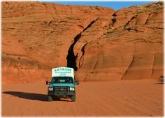 Upper Antelope Canyon - Page, AZ (lagergrenjan) Tags: upper antelope canyon page az