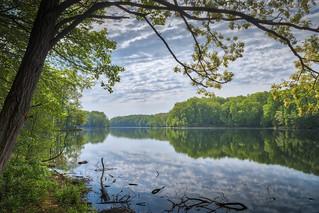 At Seneca Creek State Park