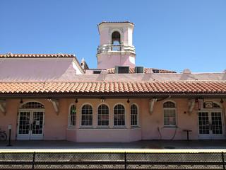 Seaboard Air Line Train Station West Palm Beach