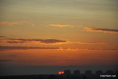 Небо Захід сонця InterNetri Ukraine  18