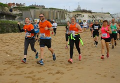 FUNK2166 (Graham Ó Síodhacháin) Tags: harbourwallbanger wallbanger broadstairs ramsgate 2018 thanetroadrunners race run runners running athletics vikingbay